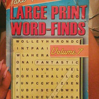 Take-Along Large Print Word Find Puzzle Book-Vol.60 uploaded by Luisa F.