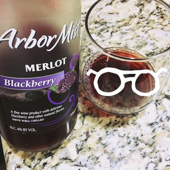Arbor Mist Blackberry Merlot uploaded by Awilda C.