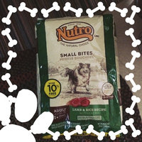 Nutro Natural Choice NUTROA NATURAL CHOICEA Small Bites Adult Dog Food uploaded by Brittany P.