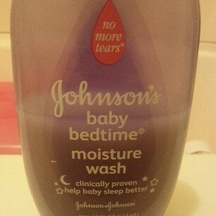 Photo of Johnson's® Bedtime Baby Moisture Wash uploaded by Misty S.