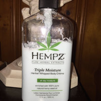 Hempz Triple Moisture Herbal Whipped Body Crème, 17 Fluid Ounce uploaded by Elizabeth P.