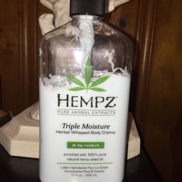 Hempz Triple Moisture Herbal Whipped Body Crème, 17 Fluid Ounce uploaded by Elizabeth P.