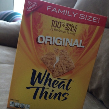 Photo of Nabisco Wheat Thins Original Crackers uploaded by Jenna W.