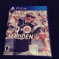 Ea Madden NFL 17 Playstation 4 [PS4] uploaded by Janine T.
