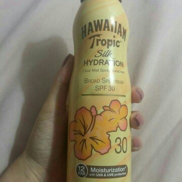 Hawaiian Tropic Sunblock Oil Free Faces SPF 30 4 fl oz (118 ml) uploaded by Caitlin G.