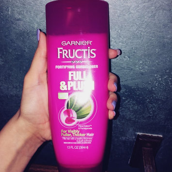 Garnier® Fructis® Full & Plush Shampoo uploaded by Tori B.