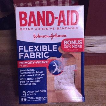 Photo of Band Aid Band-Aid Flexible Fabric Bandages, 30 ct - 1