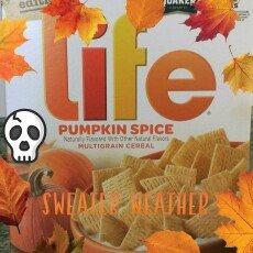 Quaker® Cereal Pumpkin Spice uploaded by Dana H.