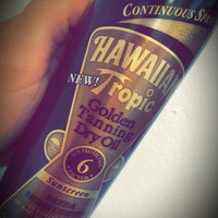 Hawaiian Tropic® Golden Tanning Dry Oil SPF 6 Sunscreen uploaded by Michelle B.