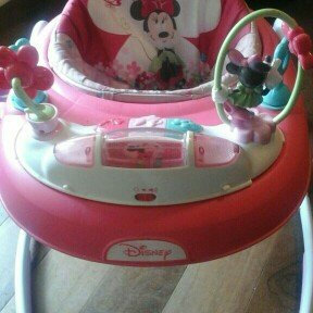 Disney Baby Minnie Mouse Precious Petals Walker uploaded by Maria S.