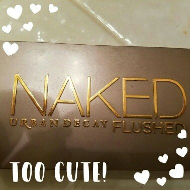 Urban Decay Naked Flushed uploaded by Mallory B.