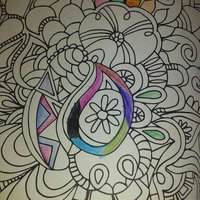 Relaxation Coloring Book uploaded by Grace S.
