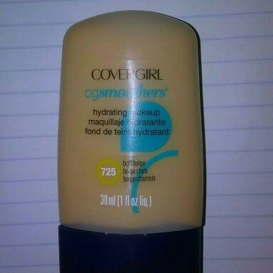 COVERGIRL Smoother Liquid Makeup Cream Natural uploaded by Amber B.