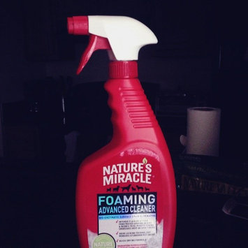 Photo of Nature's Miracle® Foaming Advanced Cleaner uploaded by Adrian K.