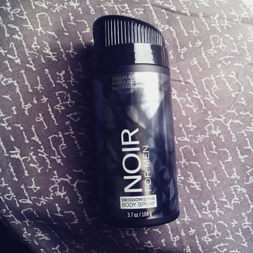 Photo of Bath & Body Works Noir for Men 3.7 oz Body Spray uploaded by Aseel A.
