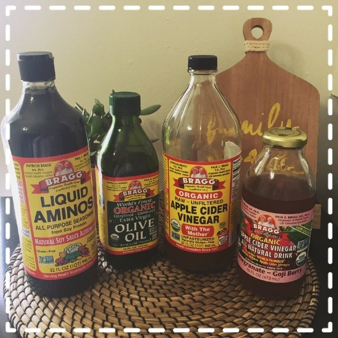 Braggs Organic Apple Cider  Vinegar  uploaded by Dely C.