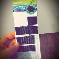Conair Bobby Pins Secure Hold Black - 90 CT uploaded by Mikita S.