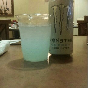 Monster Zero Ultra Energy Drink uploaded by Kimberly L.