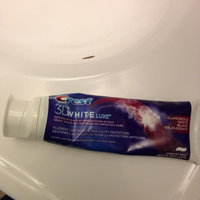 Crest 3D White Luxe Sensitivity Whitening Toothpaste, Pampering Mint, 4.1 oz uploaded by Samantha K.