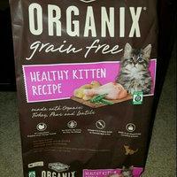 Castor & Pollux ORGANIXA Grain Free Healthy Kitten Food uploaded by Chelsey C.