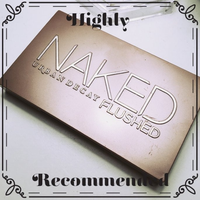 Urban Decay Naked Flushed uploaded by Cherise H.