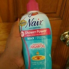 Nair Shower Power Sensitive Formula uploaded by Carmen C.