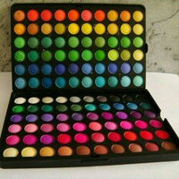 BH Cosmetics 120 Color Eyeshadow Palette 1st Edition uploaded by Michelle T.