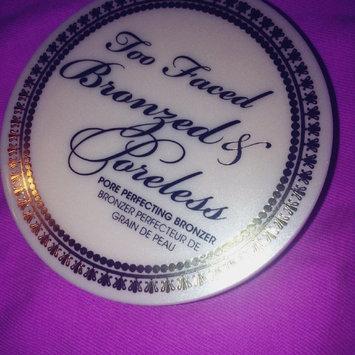 Too Faced Bronzed & Poreless Poreless Pore Perfecting Bronzer 0.35 oz uploaded by Mace O.