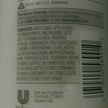 Photo of Suave Essentials Tropical Coconut Conditioner 30 oz uploaded by Lavanya C.