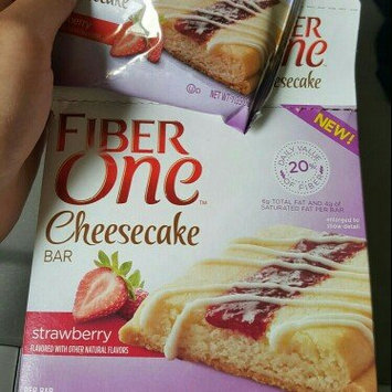 Photo of Fiber One Strawberry Cheesecake Bar uploaded by Heather J.
