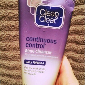 Photo of Clean & Clear® Continuous Control® Acne Cleanser uploaded by Kaitlin H.