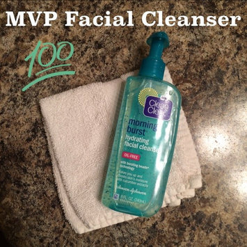 Photo of Clean & Clear® Morning Burst® Hydrating Facial Cleanser uploaded by Emily M.