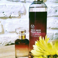 THE BODY SHOP® White Musk Smoky Rose Shower Gel uploaded by Nathalie M.