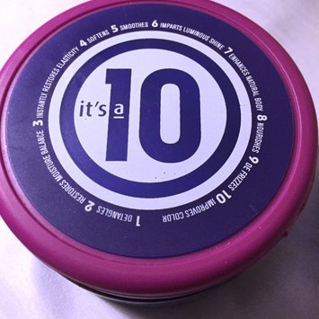 It's a 10 Miracle Hair Mask uploaded by Jessica G.