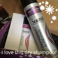 Suave Refresh & Revive Dry Shampoo uploaded by Suzanne Y.