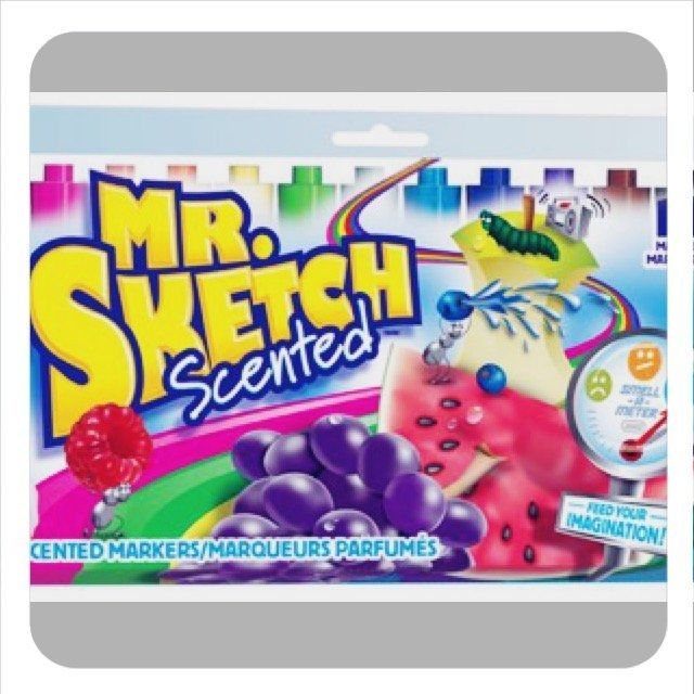 Mr. Sketch Scented Washable Markers uploaded by Michelle F.