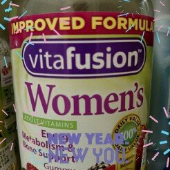 MISC BRANDS Vitafusion Women's Gummy Vitamins Complete MultiVitamin Formula uploaded by Andrea K.