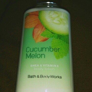 Bath & Body Works Shea & Vitamin E Lotion Cucumber Melon 8 oz uploaded by Jenny K.