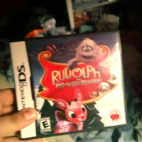Red Wagon Rudolph the Red-Nosed Reindeer (Nintendo DS) uploaded by Danielle V.