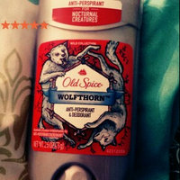 Old Spice Wild Collection Invisible Solid Anti-Perspirant & DeodorantWolfthorn Scent uploaded by Em H.