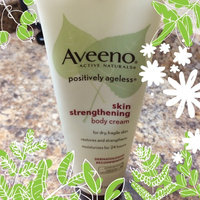 Aveeno® Active Naturals Positively Ageless Skin Strengthening Body Cream uploaded by Sophia L.