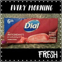 Dial® Antioxidant Glycerin Bar Soap Power Berrie uploaded by NICOLE R.