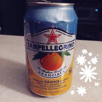 Photo of San Pellegrino® Aranciata Sparkling Orange Beverage uploaded by Evelyn T.