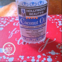Hollywood Beauty Coconut Oil uploaded by Eduardo R.