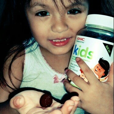 GNC Milestones Kids Gummy Multivitamin for Kids 2-12 uploaded by Nayeli C.