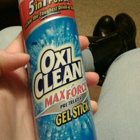 OxiClean Max Force Pre-Treater Gel Stick uploaded by Hannah M.