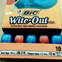 BIC Wite-Out EZ Correct Correction Tape 10 Pack uploaded by Meghan B.