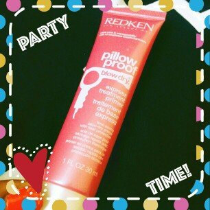 Photo of Redken Pillow Proof Blow Dry Express Primer Heat Protection Spray uploaded by swati s.