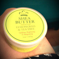 Nubian Heritage Shea Butter Infused With Lemongrass And Tea Tree - 4 oz uploaded by Rebecca P.