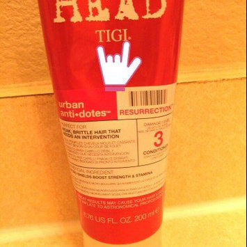 Photo of Bed Head Urban Antidotes™ Level 3 Resurrection Conditioner uploaded by lauren T.